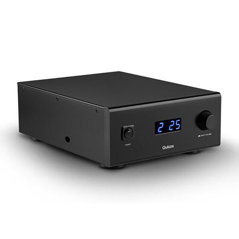 QLS HIFI QA690 160W*2 DSD Pure Full Digital Audio Power Amplifier c graupner entrata per la musica di tavola in g major gwv 453