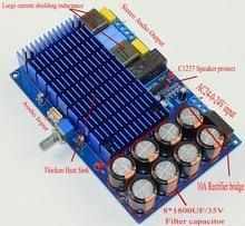 HIFI tda8954 канальный двухканальный высокой мощности 2x210 Вт TDA8954 стерео цифровой аудио усилитель доска