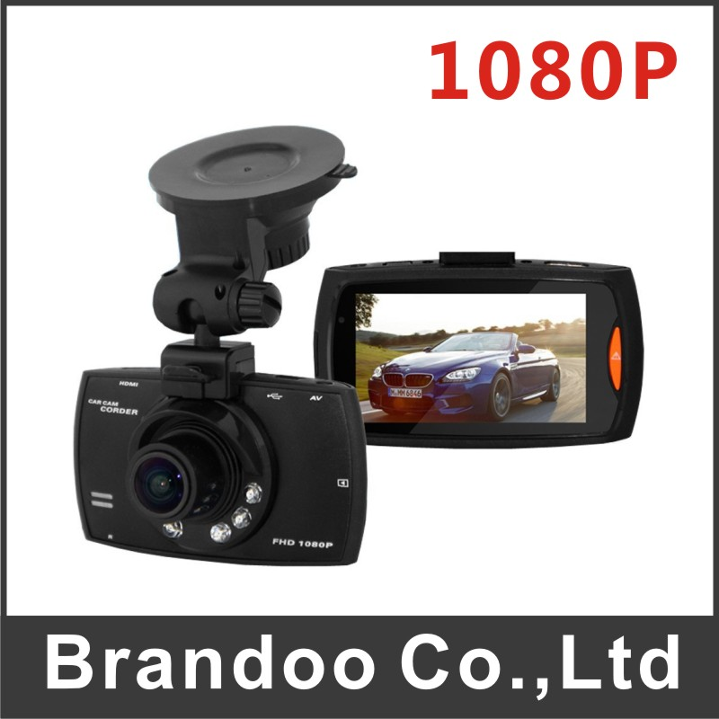 China post Free shipping inexpensive 1080P Dashboard car camera