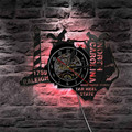 1 шт. Raleigh настенный светильник North Carolina Skyline настенный светильник NC State эксклюзивный подвесной светильник Светящиеся Настенные часы ночной С...