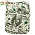 Couche lavable ohbabyka fraldas laváveis fraldas de pano do bebê ajustável fralda de pano reutilizáveis fralda de bolso cobre moderna