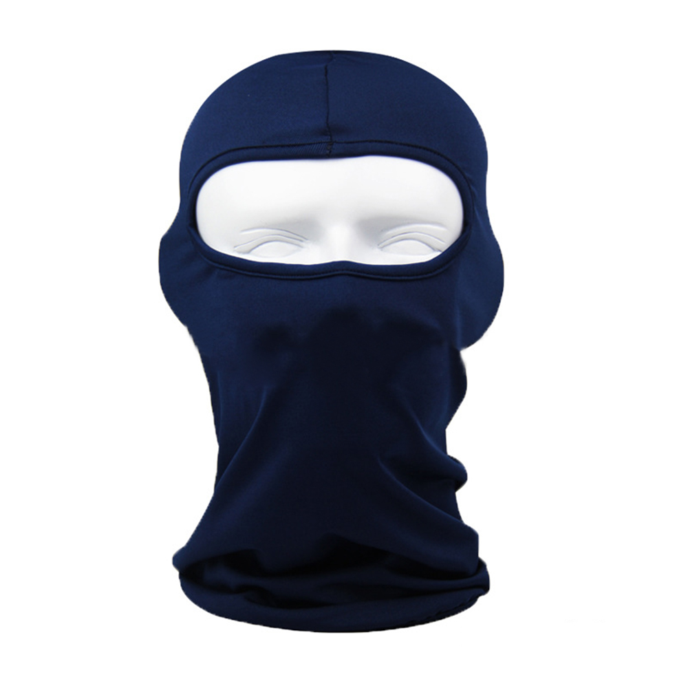 14 colors Windproof Balaclava mask beanies Winter neck Warmer motorcycle Helmet Full Face Mask ear protection Black red purple