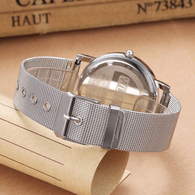 2019 New WLISTH Sports fashion Men 39 s Simple Quartz Watch Waterproof High Rolex_watch Men Watch in Quartz Watches from Watches