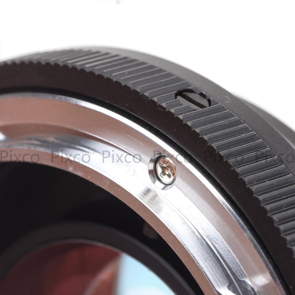 Pixco FD-FX kiiruse võimenduse fookuse reduktori objektiivi adapteri - Kaamera ja foto - Foto 4