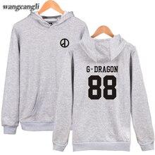High Quality Bigbang Hoodies Men Hip Hop G Dragon And Big Bang Hooded New Brand Sweatshirt Men Clothes XXS To 4XL Spring Style
