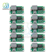 цена на 10Pcs Mini 360 DC-DC Buck Converter Step Down Power Supply Module 4.75-23V to 1-17V 340KHz 17x11x3.8mm for Flight Control Car