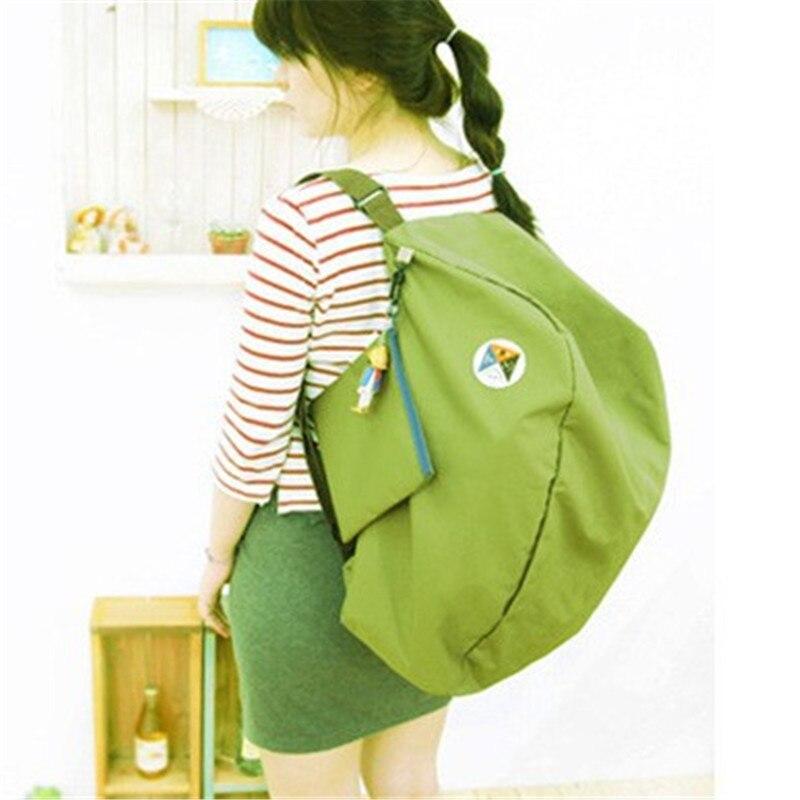 bolsa 3 fácil mochila bolso way impermeable mujeres llevar oxford qvAw4SxvXO