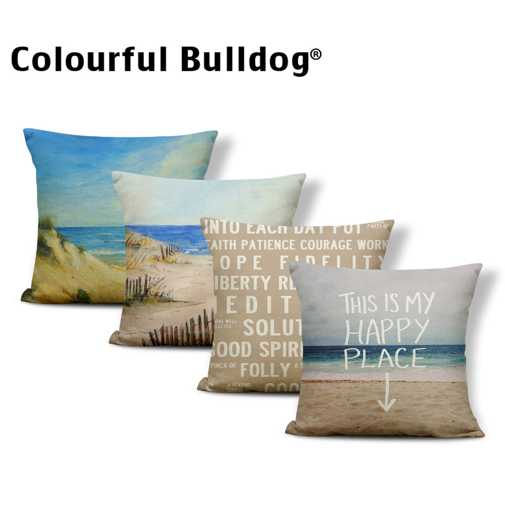 house design best diy pillows theme pillow beach to make seahorse