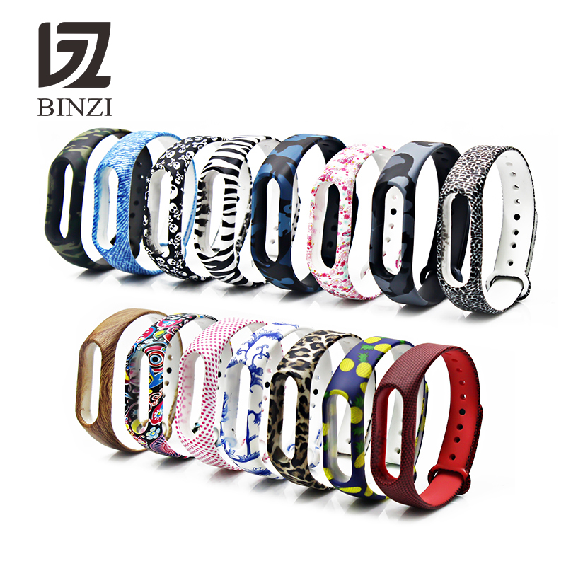 for Xiaomi mi band 2 Strap miband 2 Strap Watchband Watch Straps Bands Colorful Silicone Gel Skin Protect Cover Straps Sport New original xiaomi steel net watch band for miband