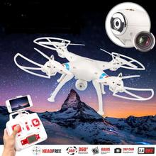 Syma X8W Helicopter WiFi FPV Drone Headless Mode RC Quadcopter with Camera RTF 2.4GHz