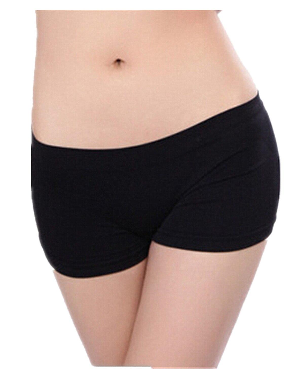 Popular Black Cotton Panties-Buy Cheap Black Cotton Panties lots ...