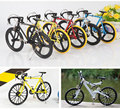 DIY металл собран велосипед имитационная модель головоломки игрушка в подарок