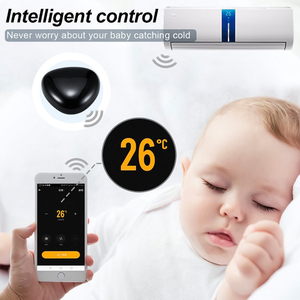 WIFI Universal Smart IR Hub Control Hub Enabled Infrared Universal Remote Controller For Smart Life APP Control System