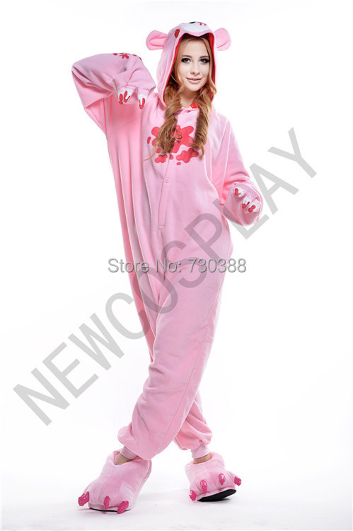 fc8140dd9 Anime Gloomy Bear Animal Black Pink Onesie for Adults Men Women Couples  Cosplay Pajamas One Piece Halloween Costumes on Aliexpress.com | Alibaba  Group