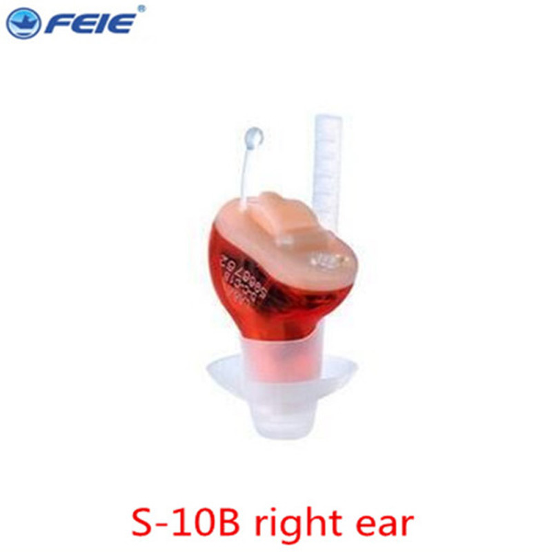 Mini In The Canal Hearing Aid Digital Deafness Hearing Aids S-10B Amplifier Apparecchio Acustico Improve Hearing guangdong medial equipment s 16a deafness headphones digital hearing aid for sale