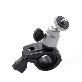 dd065bb7f Fijar la cámara para bicicleta de la motocicleta montaje fácil sólo  pellizcar en una tubería como un manillar