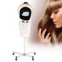 Professional Salon Hair Steamer Rolling Stand Base Hairdressing Care Steamer 220V Barbershop Hair Art Salon Accessories l