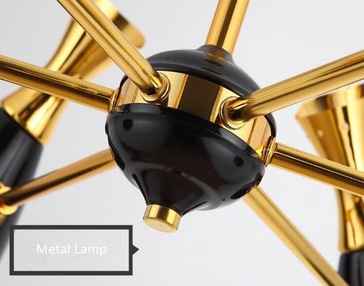 Replica Design Lampen : Replica designer lampe duke kronleuchter moderne kreative villa