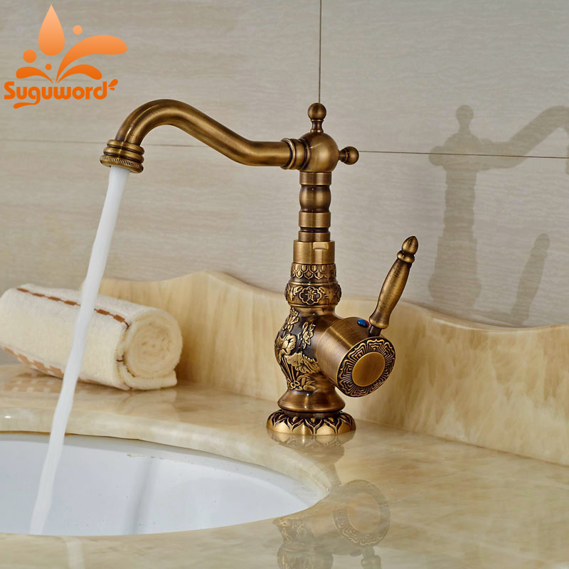 Euro Style Antique Brass Basin Faucet Bathroom Vessel Sink Tap Single Lever Mixer Tap Deck Mount runcam 2 hd 1080p 120 degree wide angle wifi fpv camera ir blocked ntsc pal switchable for fpv racing drone
