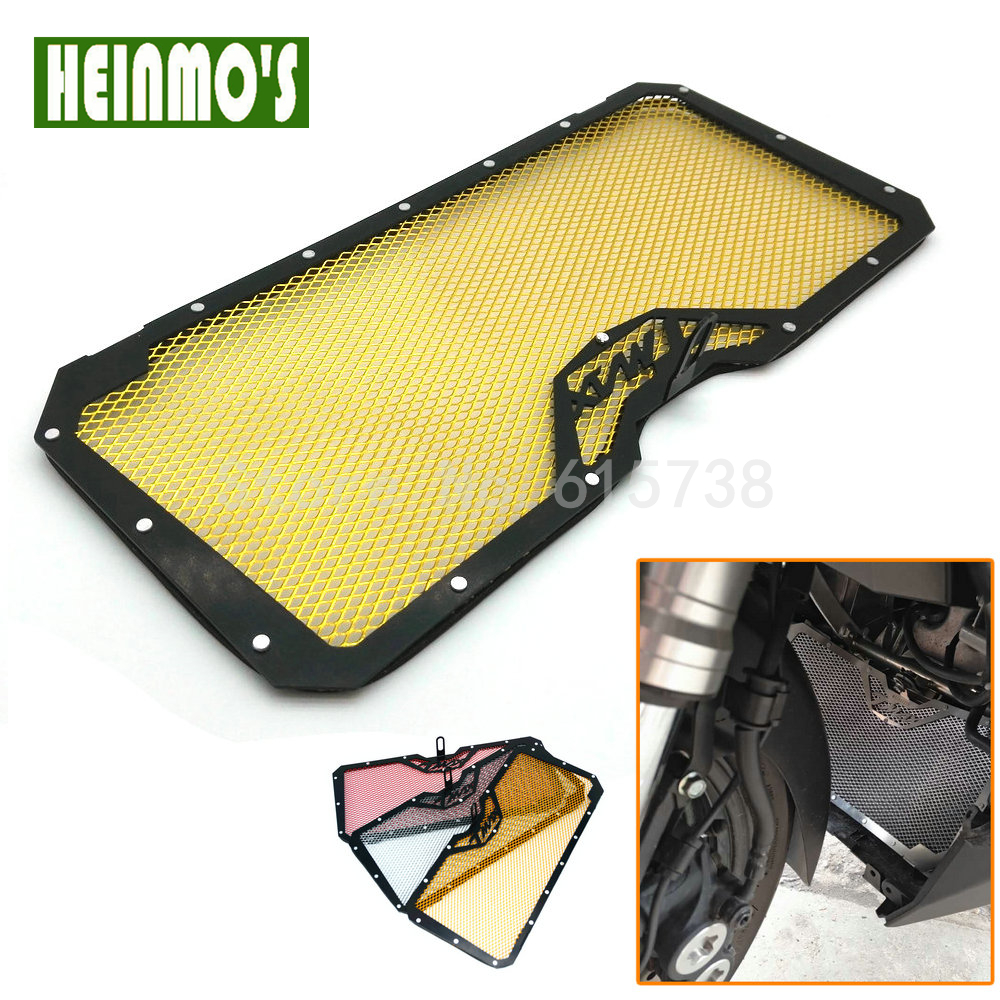 3 Colors Motorcycle Radiator Guard Cover Protector Stainless Steel Grille motorbike motocross Grille For Yamaha Tmax 530 motorcycle radiator grille grill guard cover protector golden for kawasaki zx6r 2009 2010 2011 2012 2013 2014 2015