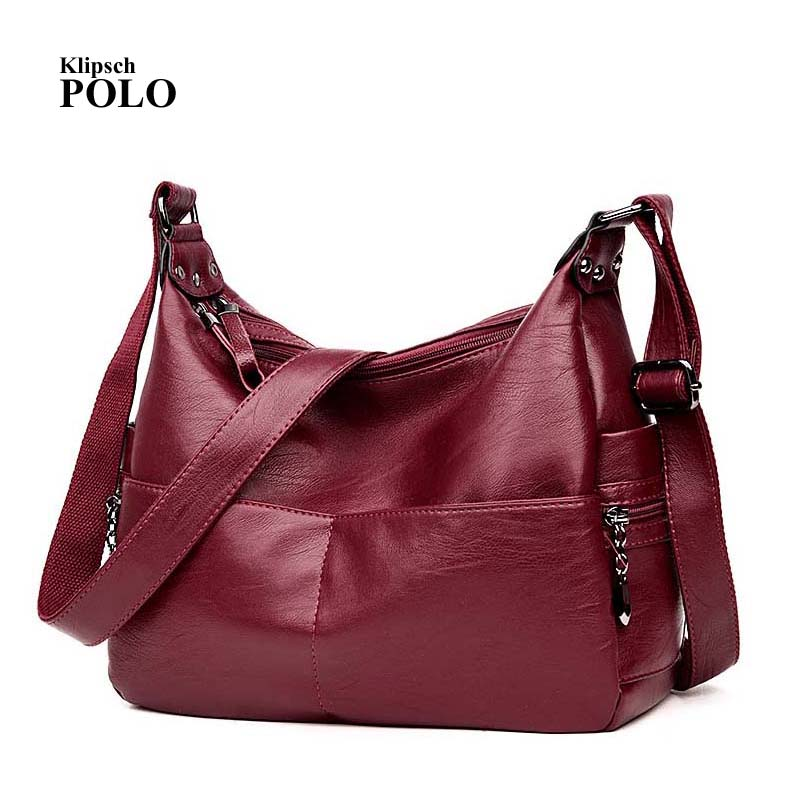 Large Ladies Hand Bags Women Leather Handbag Luxury Handbags Women Bags Designer Shoulder Bag Female Bolsa feminina