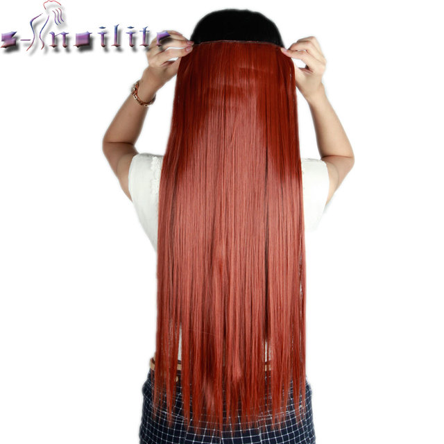 S noilite long 26 inches brownish red straight 68cm 34 full head s noilite long 26 inches brownish red straight 68cm 34 full head clip pmusecretfo Choice Image