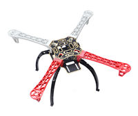 F450 Multi Copter Quad Copter Kit Frame QuadX Quad MultiCopter KK MK MWC Free Shipping