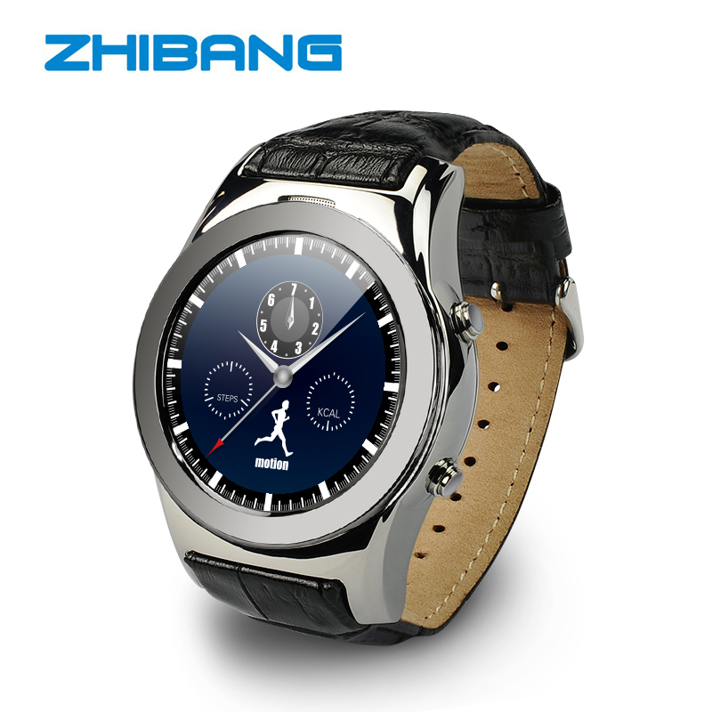 2017 ZHIBANG fashion sport smart watch for android phone support sim card reloj inteligente smartwhat smart electronics