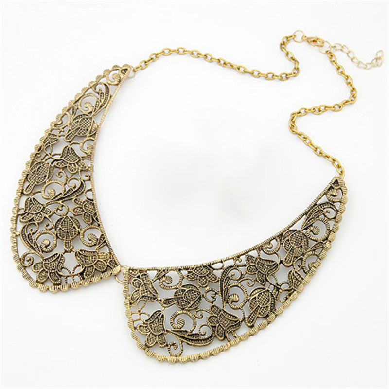 Lemon Value Vintage Boho Collar...