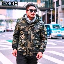 285fe08fc9c Армейский зеленый мужские парки брендовые зимние куртки мужские теплые  Утепленные Пальто с капюшоном оверсайз 7xl 8xl модные кам.