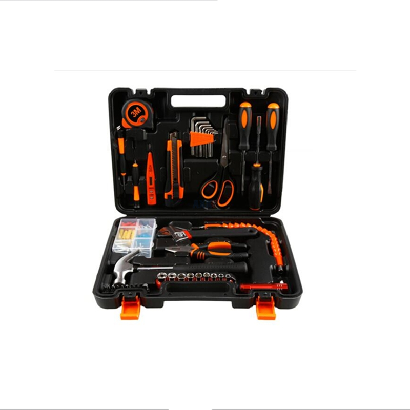High quality household Tool Set Repair Toolbox Tool Set 42 Piece Set 0307 цена