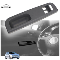Black Driver Side Door Window Switch Power Control Panel for VW Golf 4 MK4 Golf Jetta Bora Passat B5 Car Interior Door Panels //
