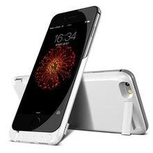 7000 мАч Батарея Зарядное устройство чехол для Apple iPhone 6/6 S Внешний Зарядное устройство чехол Резервное копирование Запасные Аккумуляторы для телефонов Зарядное устройство чехол для 4.7 дюймов 6 S