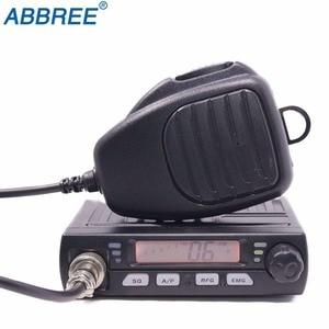 Image 2 - ABBREE AR 925 CB راديو 25.615 30.105 ميجا هرتز AM/FM 13.2 فولت 8 واط شاشة LCD تقصير المواطن الفرقة متعددة المعايير سيارة المحمول راديو 27 ميجا هرتز