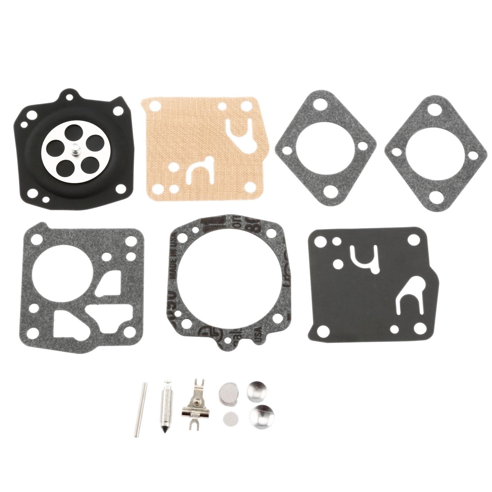 Vergaser Carb Reparatur Rebuild Kit Jonsered 625 630 670 920 930 Tillotson Set