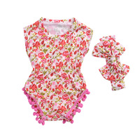 Children S Clothing Environmental Printing Printing Clothing Baby Cute Headband Characteristics Lace Children S Clothing