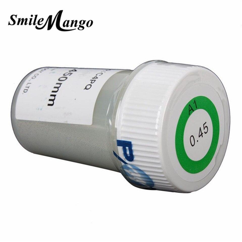 SmileMango PMTC 250k 0.20,0.25,0.30,0.35,0.40,0.45 mm BGA solder balls with lead for repair and repair of BGA rework welding pmtc 250k 0 76mm lead free leaed free solder balls for bga chip reballing
