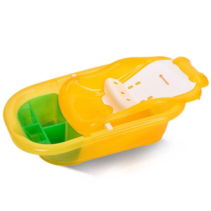 BN baignoire de bébé néonatale de bain bébé enfant enfants de shampooing chaise Peut s'asseoir sur un grand épaissie enfants lavabo