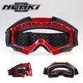 CE Approval Top Motorcycle Goggle Glasses Nenki Brand Motocross Gafas Sport Mask Shield 1017
