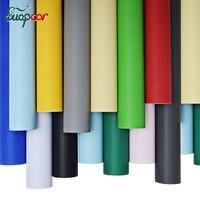 Wasserdicht Matte selbstklebende Tapete Abnehmbaren Einfarbige Vinyl Wandaufkleber Steuern Dekor Schlafzimmer Möbel Dekorative Filme