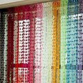 11 Color Line String Door Tassel Divider curtains for living room Valance