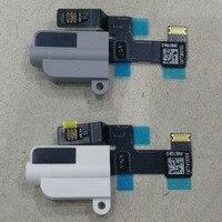 Auriculares audio Jack Port Flex cable cinta para Apple IPad pro 10.5 pulgadas a1701 a1709 auricular wiif 4G blanco negro