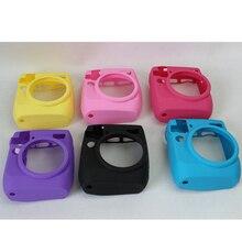 New Camera Video case Bag PVC silicone case Camera bag for Fuji Fujifilm Instax Mini 70