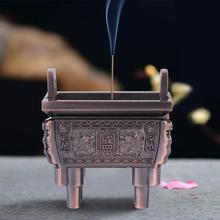1Pc Mini Multi-function Incense Stick Retro Incense Burner Holder Censer for Home Office Good Decoration