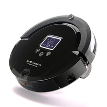 Newest  Lowest Noise Intelligent Robot Vacuum Cleaner For Home A320 Only Free Shipping To Thailand