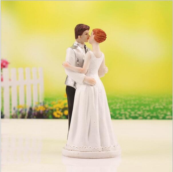 Aliexpress.com : Buy Classic Couple Wedding Bridal Shower Resin Cake ...