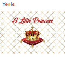 Yeele Newborn Baby Shower Photography Backdrop Girl Princess Birthday Party Vinyl Photographic Background For Photo Studio