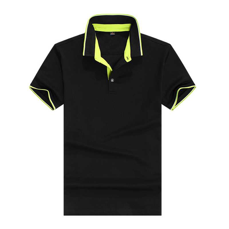 Fashion Breathable Brand New Summer 2019 Arrived Polo Shirts Short Sleeves Men Classic Design Solid Color S-3XL