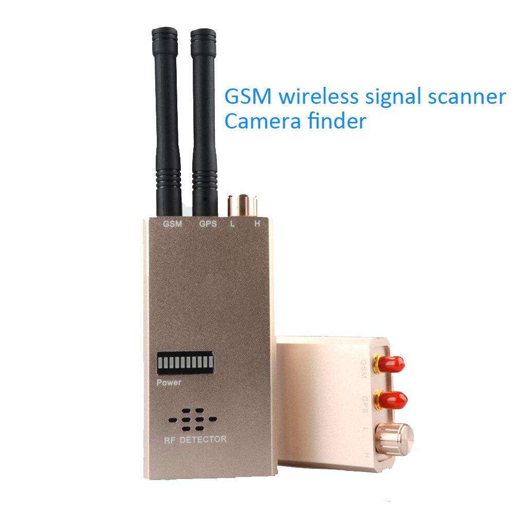 1 шт. Беспроводной сигнала сканер GSM Finder устройства РФ микроволновой детектор обнаружения безопасности Сенсор сигнал тревоги найти Анти шпи
