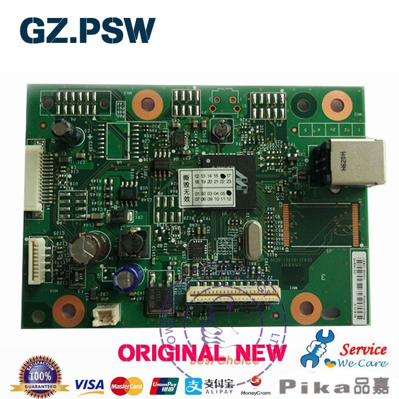 Original 100 New Formatter Logic PCA Board CE831 60001 For HP M1132 1132 HP1132 HP1130 M1130